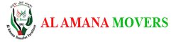 al amana movers logo