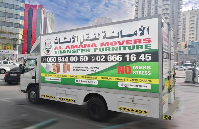 abu dhabi moving company